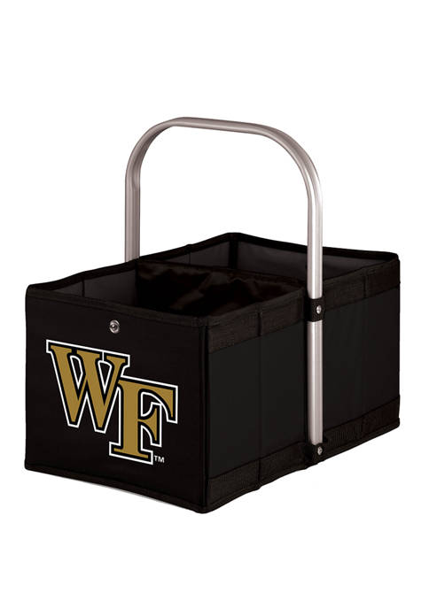 NCAA Wake Forest Demon Deacons Urban Basket Collapsible Tote