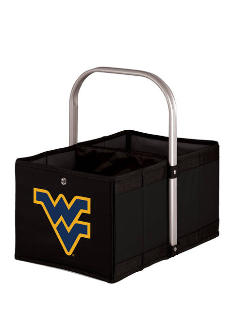 Picnic Time NCAA West Virginia Mountaineers Urban Basket