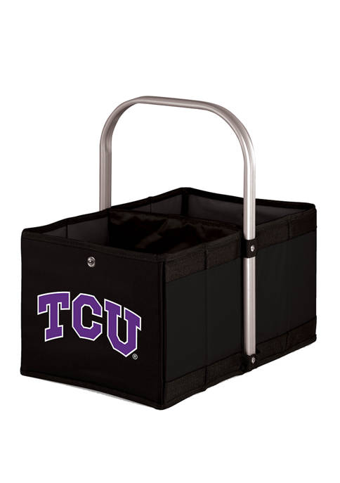 Picnic Time NCAA TCU Horned Frogs Urban Basket