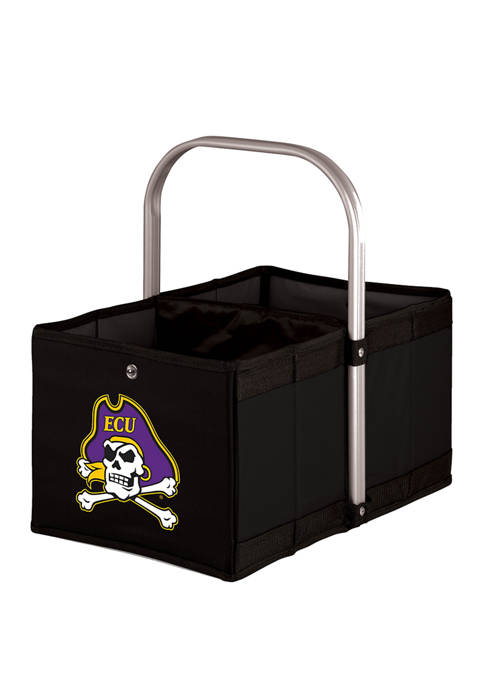 Picnic Time NCAA East Carolina Pirates Urban Basket