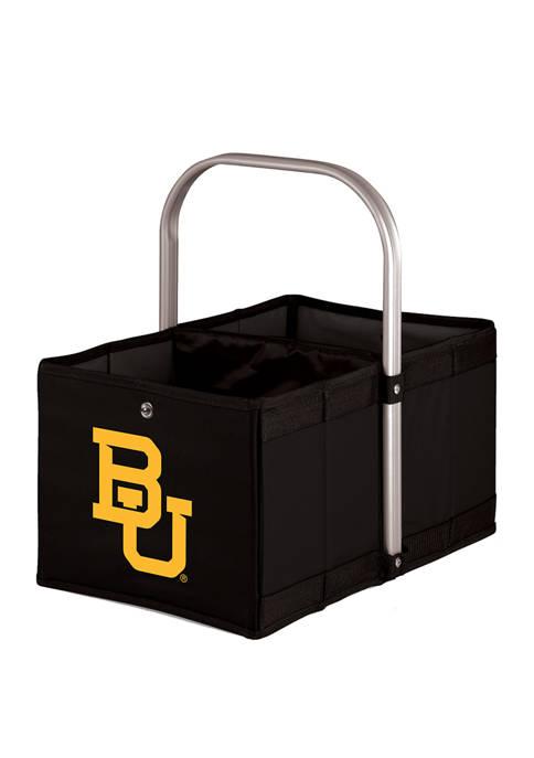 NCAA Baylor Bears Urban Basket Collapsible Tote