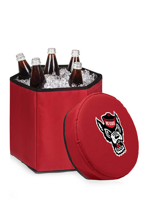 NCAA NC State Wolfpack Bongo Portable Cooler and Seat
