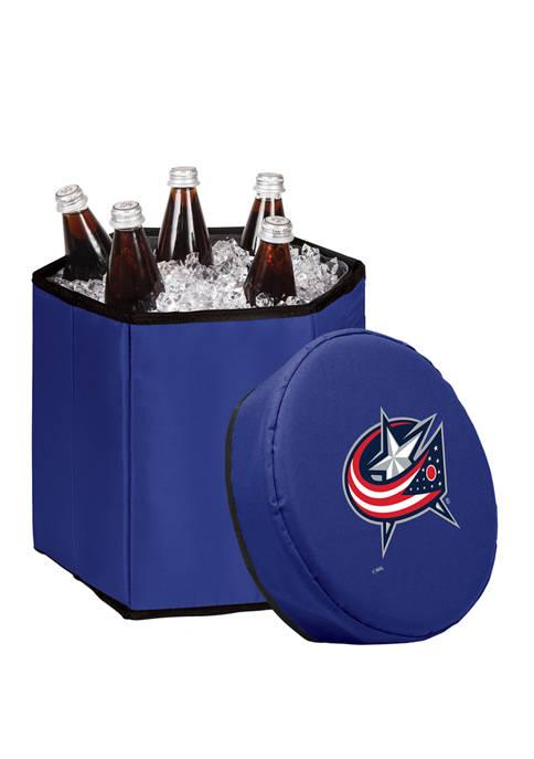 NHL Columbus Blue Jackets Bongo Portable Cooler & Seat
