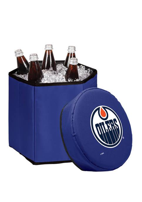 NHL Edmonton Oilers Bongo Portable Cooler & Seat