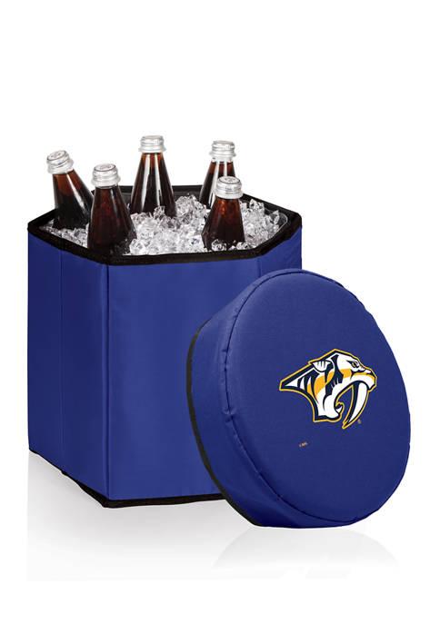 NHL Nashville Predators Bongo Portable Cooler & Seat