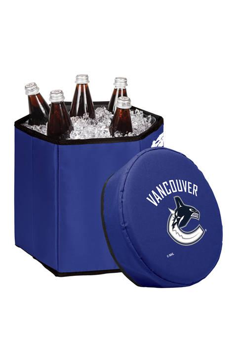 NHL Vancouver Canucks Bongo Portable Cooler & Seat