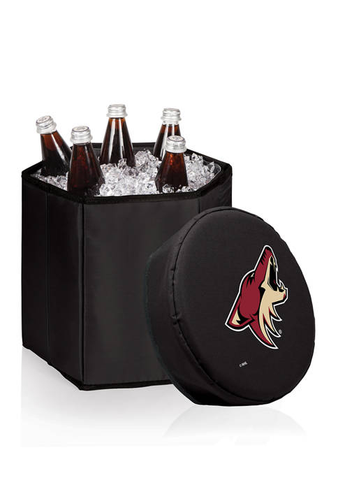 NHL Arizona Coyotes Bongo Portable Cooler & Seat