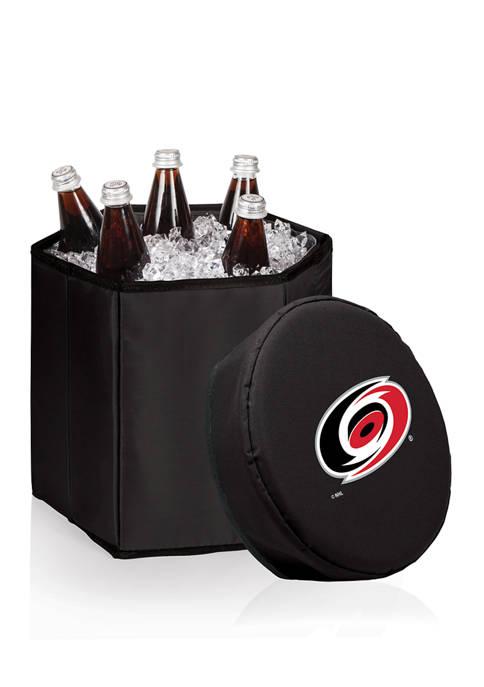 NHL Carolina Hurricanes Bongo Portable Cooler & Seat