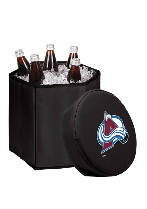 NHL Colorado Avalanche Bongo Portable Cooler & Seat