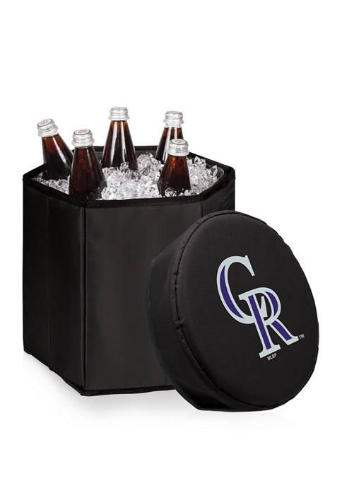 MLB Colorado Rockies Bongo Portable Cooler & Seat