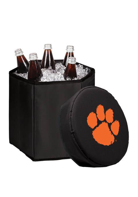 NCAA Clemson Tigers Bongo Portable Cooler & Seat