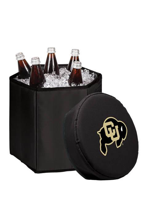 Picnic Time NCAA Colorado Buffaloes Bongo Portable Cooler