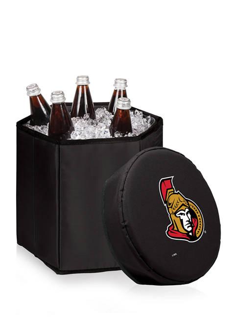 NHL Ottawa Senators Bongo Portable Cooler & Seat