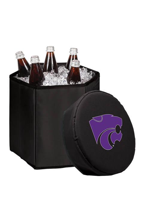 NCAA Kansas State Wildcats Bongo Portable Cooler & Seat
