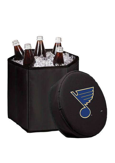 NHL St. Louis Blues Bongo Portable Cooler & Seat