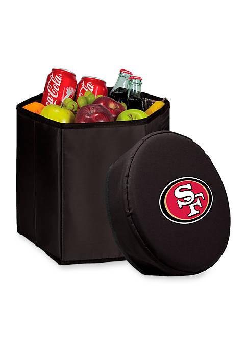 Picnic Time San Francisco 49ers Bongo Cooler