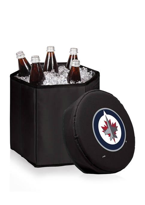 NHL Winnipeg Jets Bongo Portable Cooler & Seat