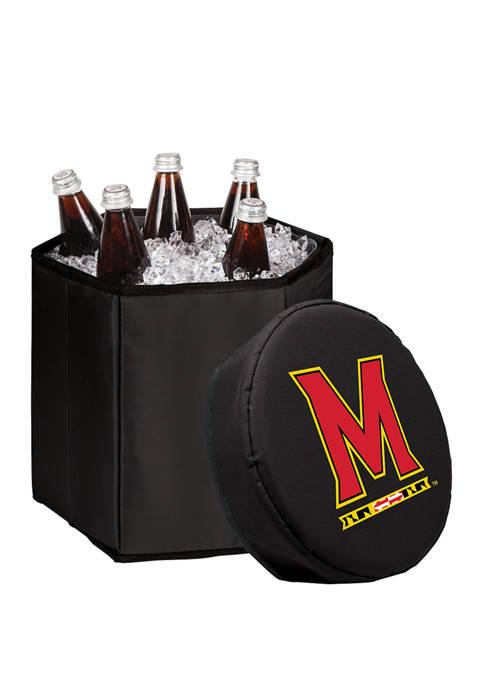 NCAA Maryland Terrapins Bongo Portable Cooler & Seat