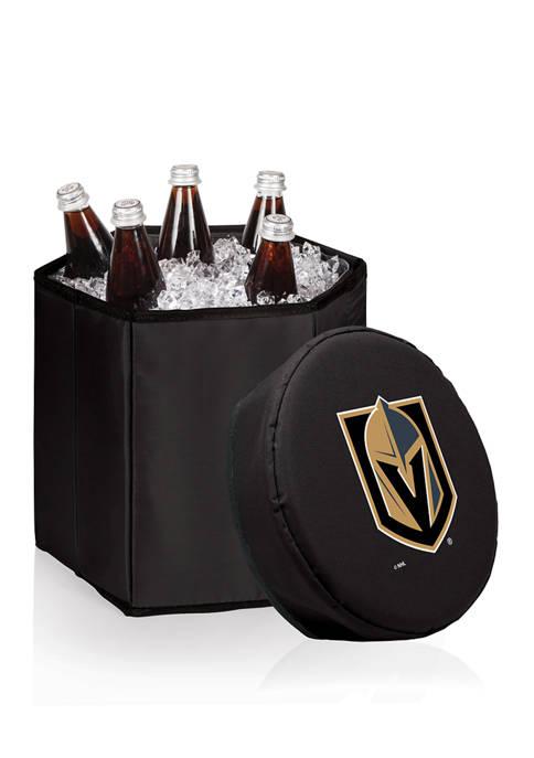 NHL Vegas Golden Knights Bongo Portable Cooler & Seat