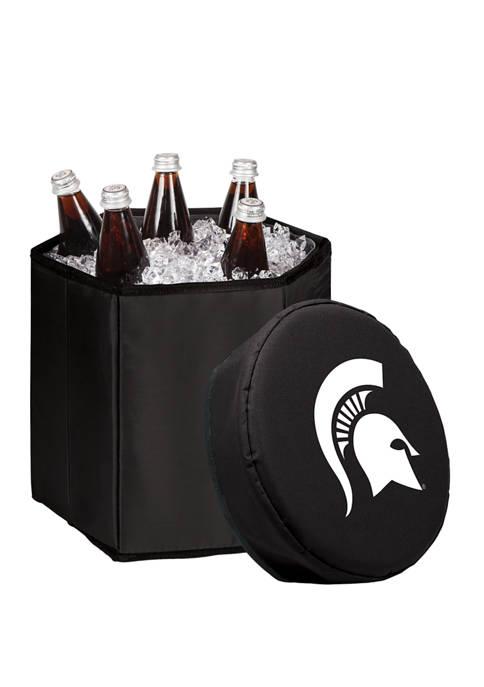 NCAA Michigan State Spartans Bongo Portable Cooler & Seat