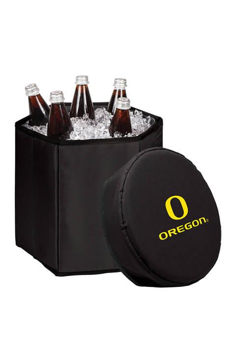 NCAA Oregon Ducks Bongo Portable Cooler & Seat