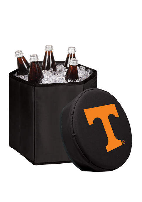NCAA Tennessee Volunteers Bongo Portable Cooler and Seat