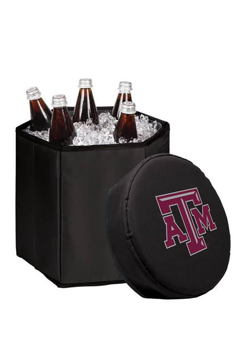 NCAA Texas A&M Aggies Bongo Portable Cooler & Seat