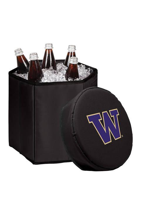 NCAA Washington Huskies Bongo Portable Cooler and Seat