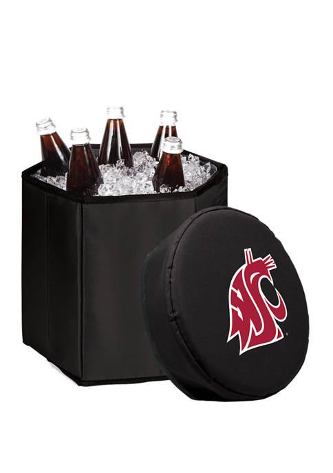 NCAA Washington State Cougars Bongo Portable Cooler and Seat