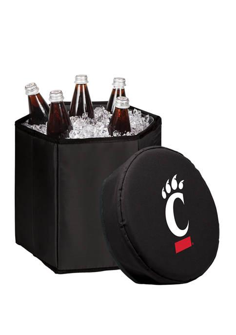 NCAA Cincinnati Bearcats Bongo Portable Cooler & Seat