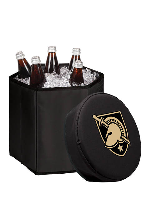 NCAA West Point Black Knights Bongo Portable Cooler and Seat