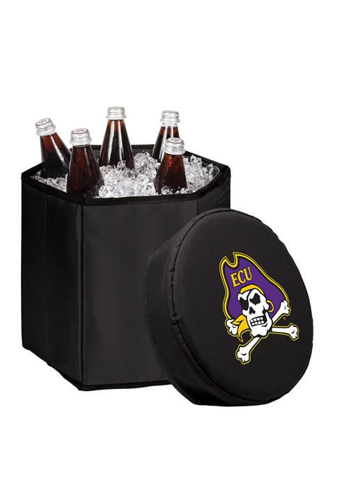 NCAA East Carolina Pirates Bongo Portable Cooler & Seat