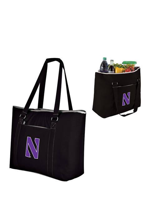 NCAA Northwestern Wildcats Tahoe XL Cooler Tote Bag