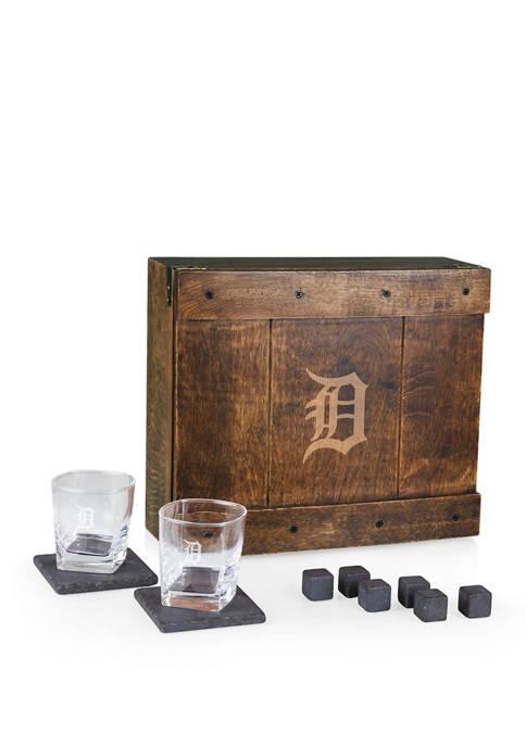 Legacy® MLB Detroit Tigers Whiskey Box Gift Set