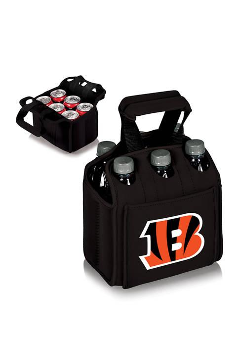 ONIVA NFL Cincinnati Bengals Six Pack Beverage Carrier
