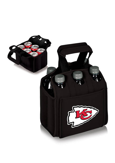 ONIVA NFL Kansas City Chiefs Six Pack Beverage