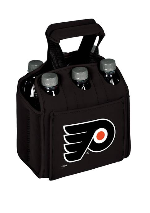 NHL Philadelphia Flyers Six Pack Beverage Carrier