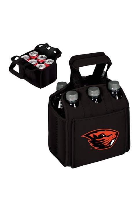 TOSCANA NCAA Oregon State Beavers Six Pack Beverage