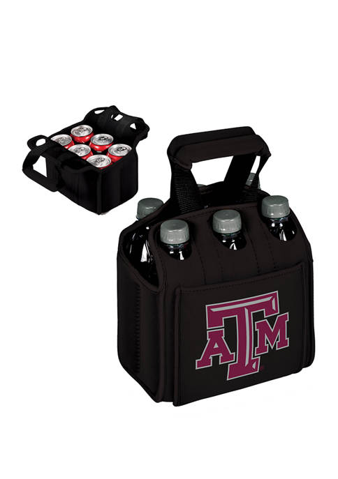 TOSCANA NCAA Texas A&M Aggies Six Pack Beverage