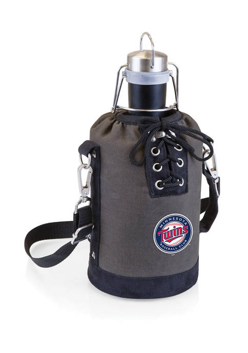 Legacy® MLB Minnesota Twins Insulated Growler Tote with