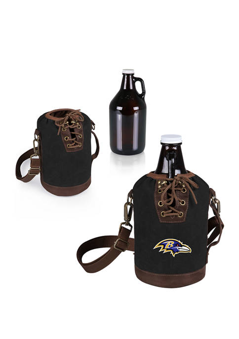 Heritage NFL Baltimore Ravens Insulated Growler Tote with