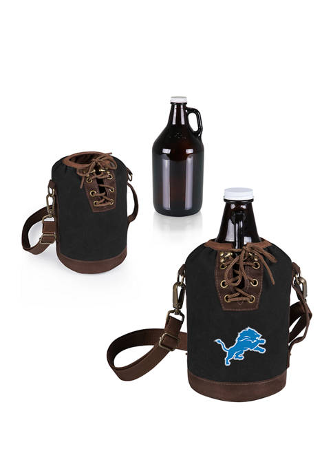 Heritage NFL Detroit Lions Insulated Growler Tote with