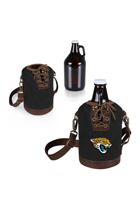 Heritage NFL Jacksonville Jaguars Insulated Growler Tote with
