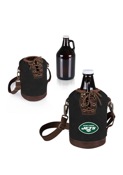 Heritage NFL New York Jets Insulated Growler Tote