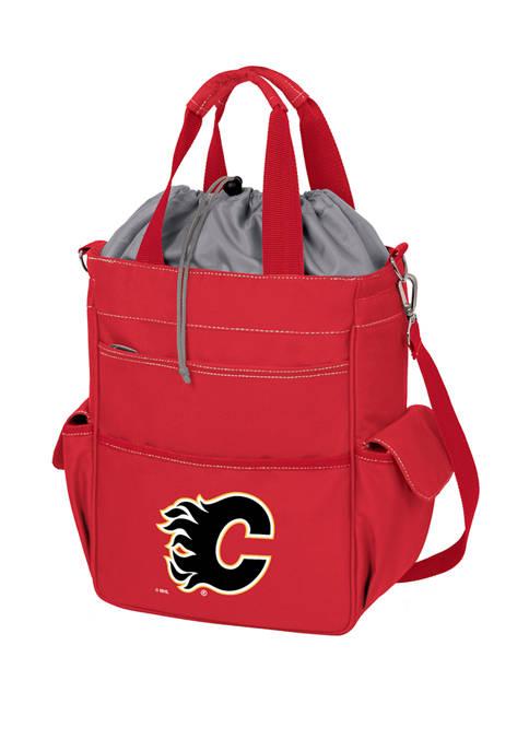NHL Calgary Flames Activo Cooler Tote Bag