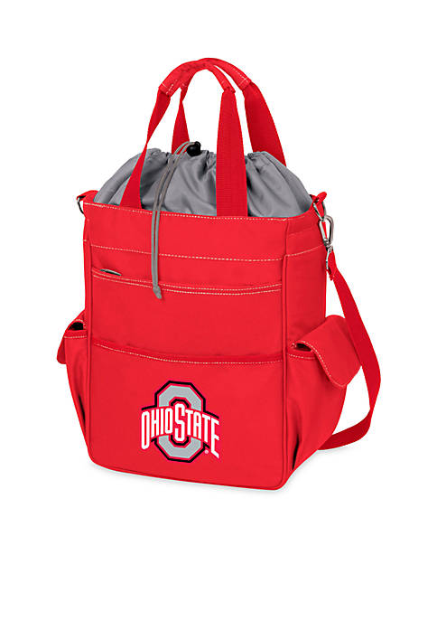 Picnic Time Ohio State Buckeyes Activo Cooler Tote
