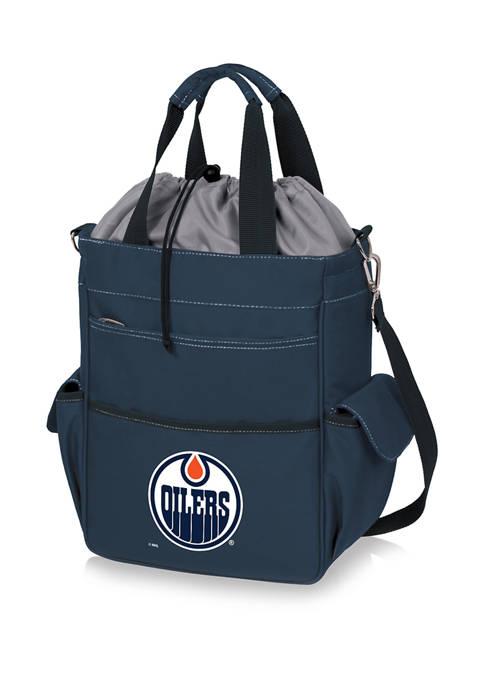 ONIVA NHL Edmonton Oilers Activo Cooler Tote Bag