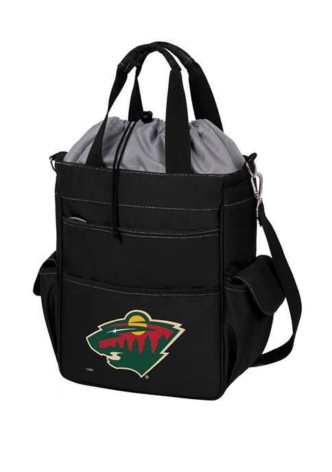 NHL Minnesota Wild Activo Cooler Tote Bag