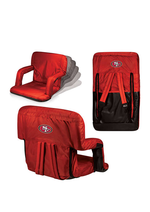 ONIVA NFL San Francisco 49ers Ventura Portable Reclining