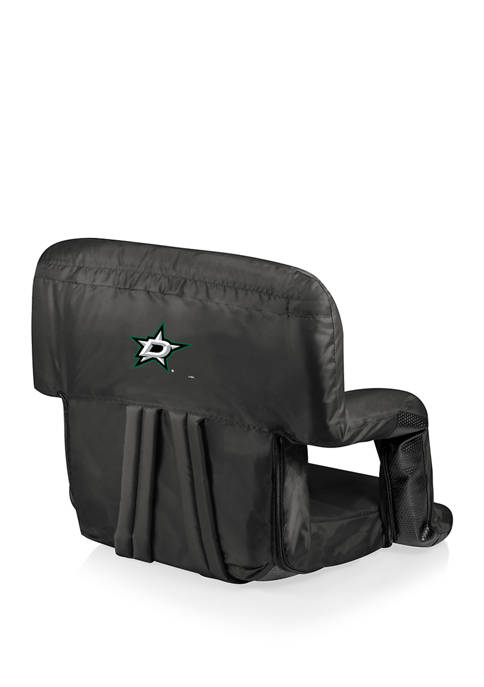 NHL Dallas Stars Ventura Portable Reclining Stadium Seat